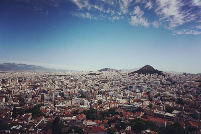 Athens - View from the Acropolis