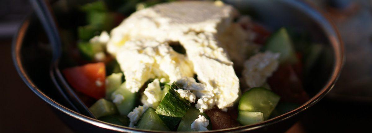 Greek Salad - Cyprus