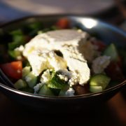 Greek Salad - Cyprus