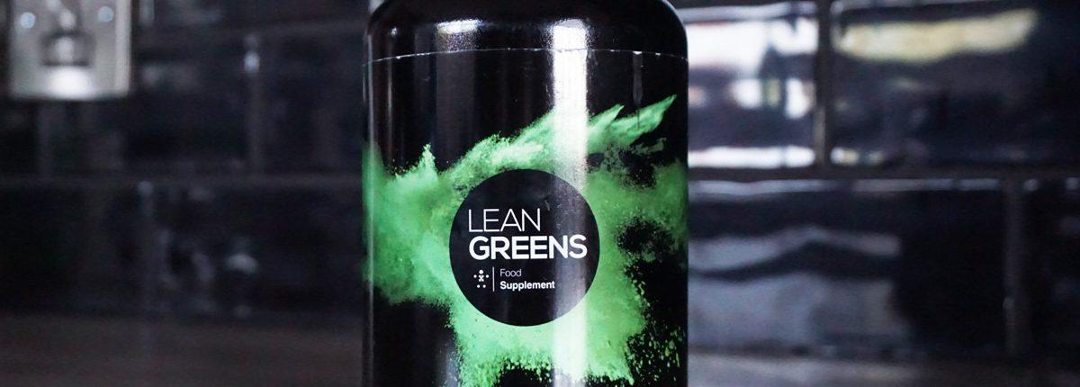 Lean Greens - Supplement