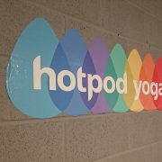 Hot pod logo